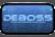 deboss