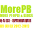 MorePB